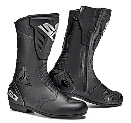Sidi Black Rain Motorcycle Boots Black US10EU44 More Size Options