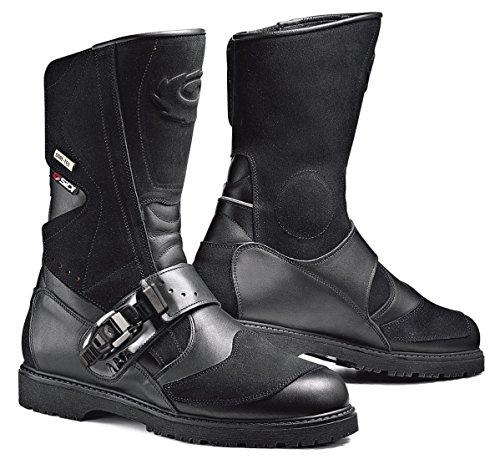 Sidi Canyon Gore Tex Motorcycle Boots Black US95EU43 More Size Options