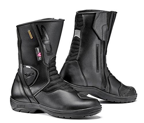 Sidi Gavia Gore Tex Ladies Motorcycle Boots Black US7EU39 More Size Options