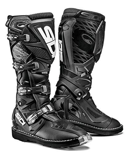 Sidi X-3 TA Off Road Motorcycle Boots Black US95EU43 More Size Options