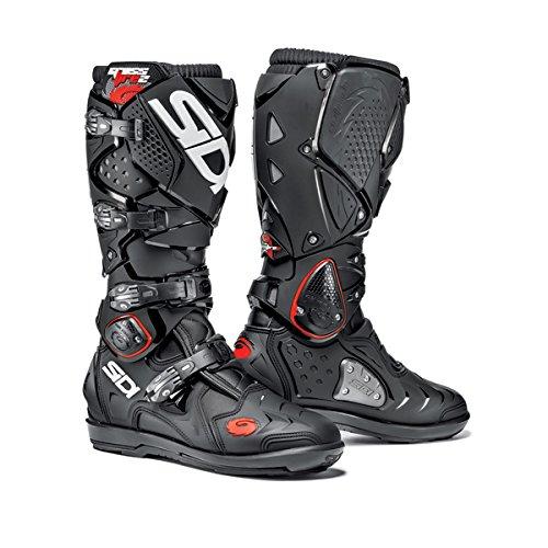 Sidi Crossfire 2 SRS BlackBlack Motorcycle Boots