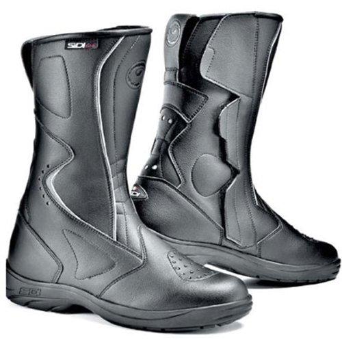 Sidi Livia Rain Ladies BlackBlack Motorcycle Boots