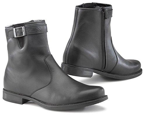 TCX X-Avenue Waterproof Black Motorcycle Boots 7530W 42  85