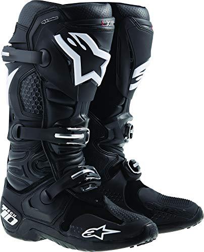 Alpinestars Tech 10 Mens Black Motocross Boots - 7