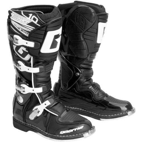 Gaerne SG10 Mens Black Motocross Boots - 7