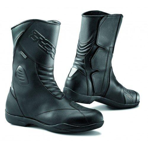 TCX 7110G X-Five Evo GTX Mens Street Motorcycle Boots - Black Size Eu 45  Us 11