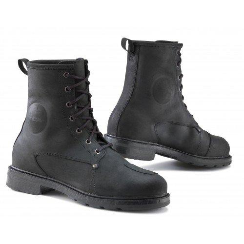 TCX 7300W X-Blend Waterproof Mens Street Motorcycle Boots - Black Size Eu 45  Us 11
