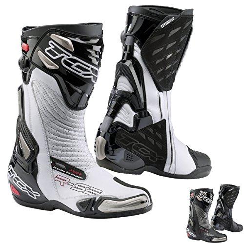 TCX Boots R-S2 EVO WHITE SIZE EU 43  US 9