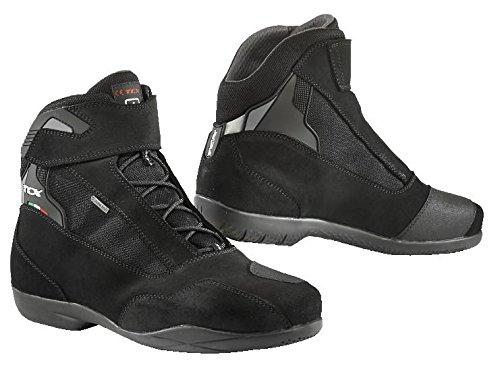 TCX Jupiter 4 GoreTex Motorcycle Boots Black EU48US13 More Size Options