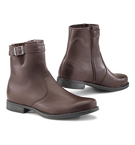 TCX X-Avenue Waterproof Dark Brown Motorcycle Boots 7530W 46  12