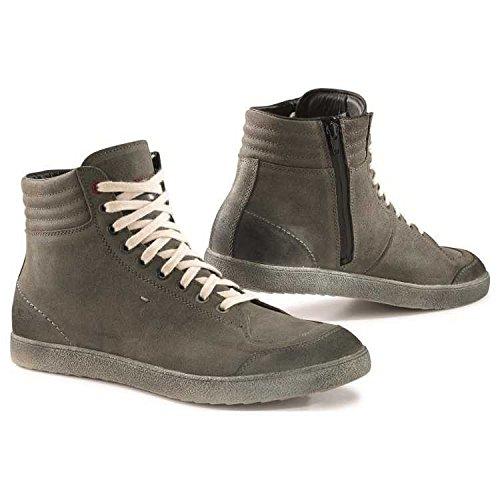 TCX X-Groove Waterproof Urban Grey Motorcycle Boots 9555W 46  12
