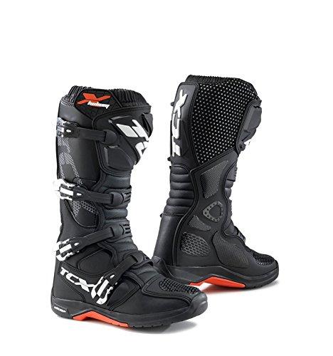 TCX X-Helium Michelin Black Offroad Boots 9671 45  11
