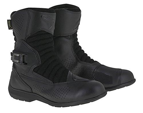 Alpinestars Multiair XCR Gore-TEX Mens Street Motorcycle Boots Black EU Size 44
