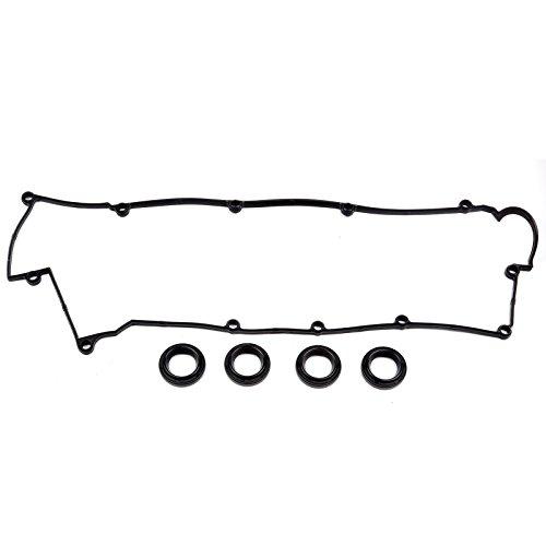 ECCPP Cylinder Valve Cover Gaskets Fits 03-12 Hyundai Kia 20L DOHC 22441-23800