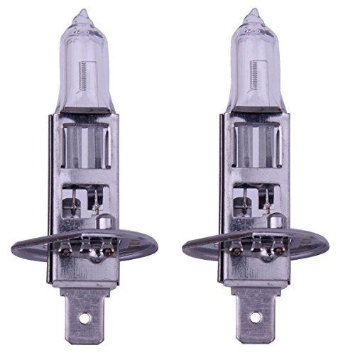 2pcs White Halogen Bulbs for 2008 KIA Magentis EX LX High Beam