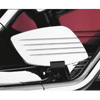 07-13 KAWASAKI VN900C Cobra Passenger Floorboards - Swept Chrome CHROME