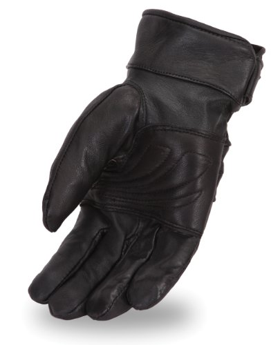 First Manufacturing Mens Insulated Touring Gloves Black X-Large