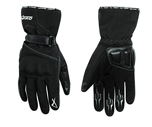 Protective Touring Textile Waterproof Motorcycle Apparel Thermal Tex Gloves L