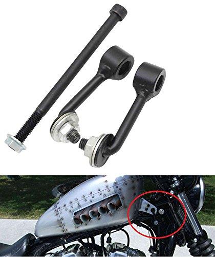 Billet Model 2 Gas Tank Lift Kit For Harley Sportster XL 883 1200 48 72 1995-2017