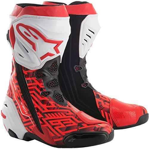 Alpinestars Supertech R Mens Street Motorcycle Boots - Marquez 2  46