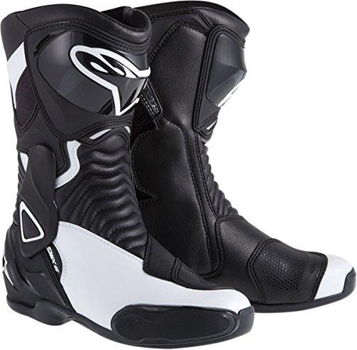 ALPINESTARS Boot 4W Smx-6 Black  White 40 US Size 65