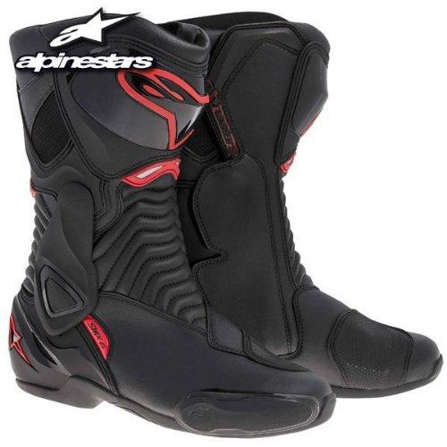 Alpinestars 14 SMX-6 Boots BlackRed 37 A22230141337