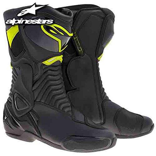 Alpinestars SMX-6 Mens Racing Boot BlackYellow 36 EUR