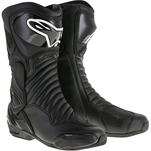 Alpinestars SMX-6 V2 Mens Street Motorcycle Boots - BlackBlack  42