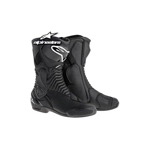 Alpinestars SMX-6 Vented Boots  Primary Color Black Size 48 Distinct Name Black Gender MensUnisex 2223014-100-48
