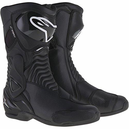 Alpinestars SMX-6 Waterproof Womens Street Motorcycle Boots - Black  40