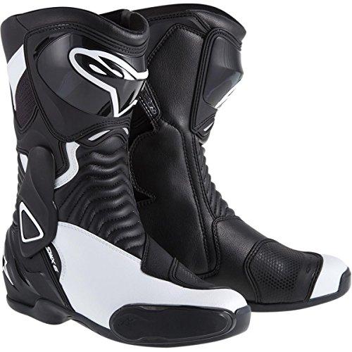 Alpinestars SMX-6 Womens Street Motorcycle Boots - BlackWhite  40