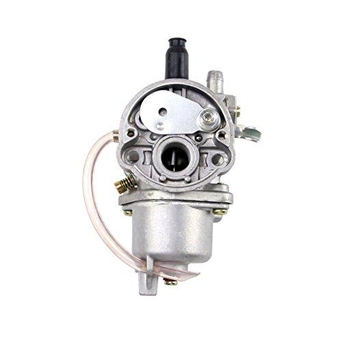 TDPRO 13mm 2-Stroke Carburetor for 47cc 49cc 50cc Pocket Bike Mini ATV