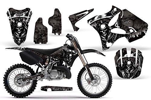 Reaper-AMRRACING MX Graphics decal kit fits Yamaha YZ 125250 2002-2013-Black