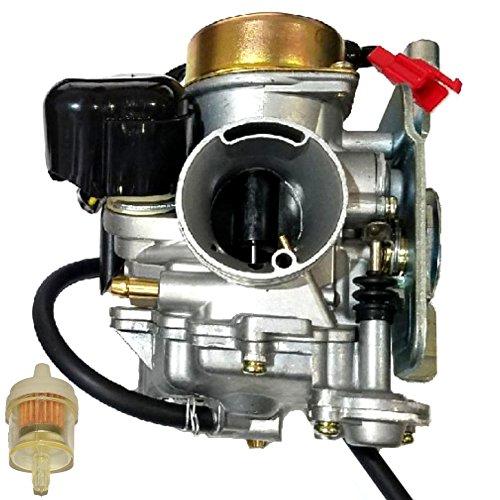 Carburetor For Asw Manco Talon Linhai Bighorn 260cc 300cc ATV UTV Off Road Carb