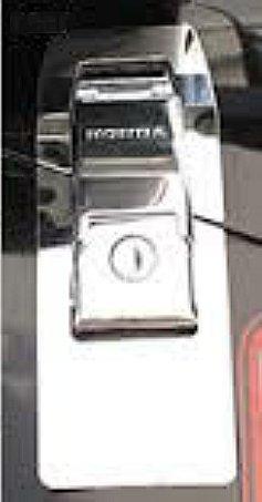 GL1200 Saddlebag Lock Accents