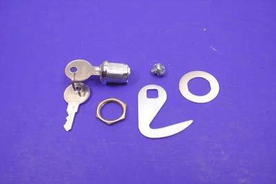 V-Twin 37-8375 Saddlebag Lock And Hook Kit