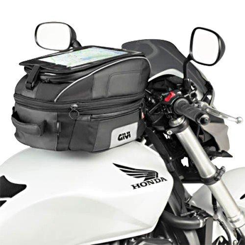 Givi tank bag set XS306  Tanklock-System ring bf03 Honda VTR1000F Firestorm 97-06