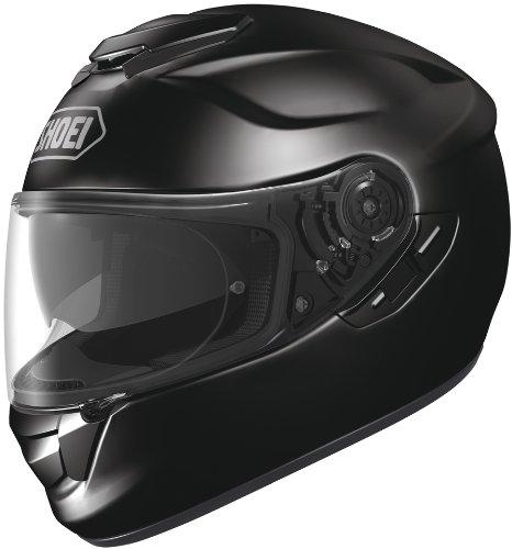 Shoei GT Air Full Face Motorcycle Helmet Black Size Medium