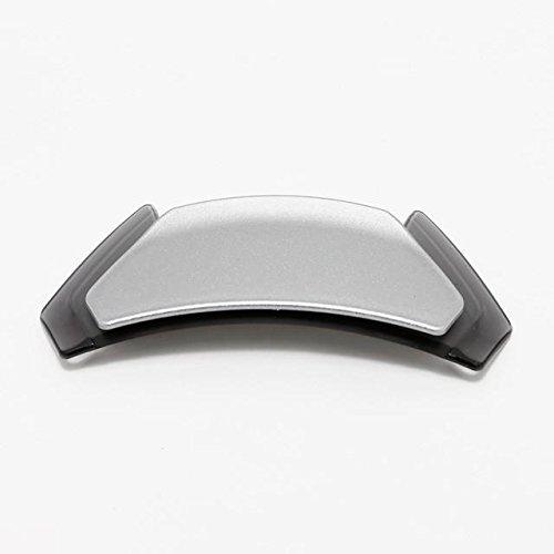 Shoei GT-Air Helmet Top Air Outlet - Light Silver 0218-2307-00
