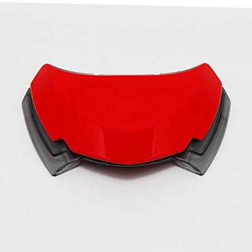Shoei GT-Air Helmet Upper Air Intake - Shine Red 0218-2031-00
