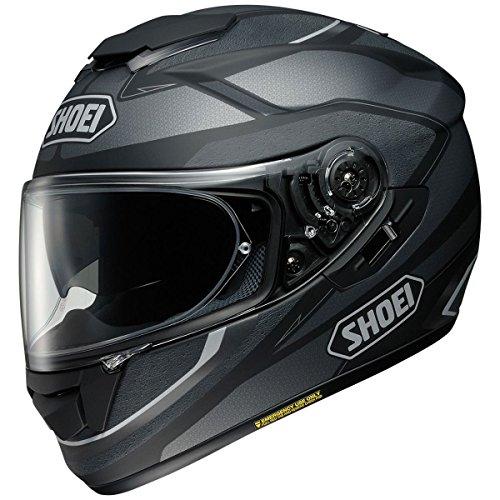 Shoei GT-Air Swayer Matte BlackGrey Full Face Helmet - Large