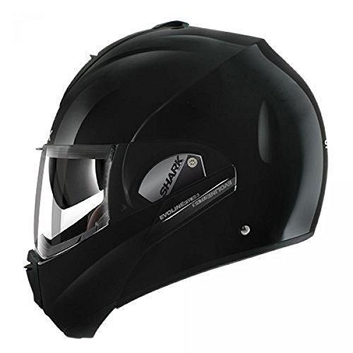 Shark Evoline Series 3 Black Helmet XL