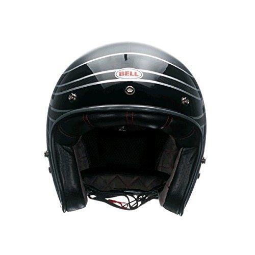 Bell Custom 500 Carbon RSD Talladega Open Face Helmet - Large