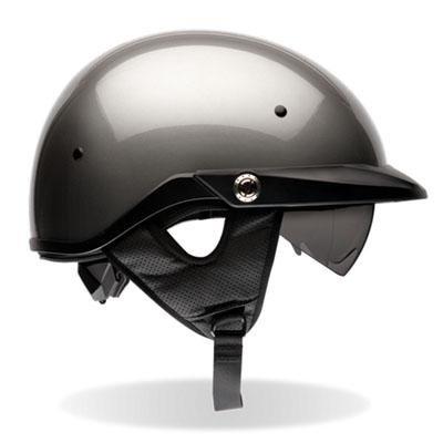 Bell Pit Boss Open-Face Adult DOT Certified Helmet Solid Matte Black 3XLXXXL