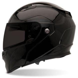 Bell Revolver Evo Black Full Face Modular Helmet - Large