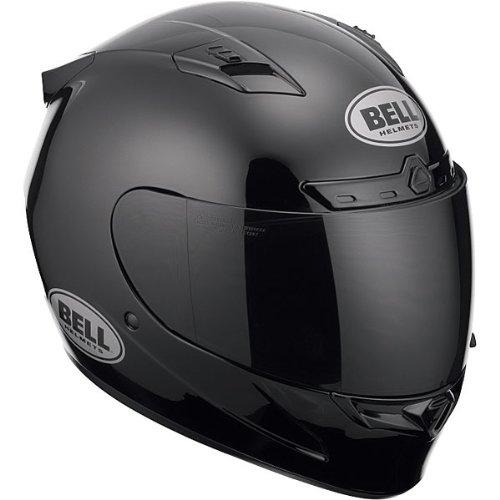 Bell Vortex Gloss Black Full Face Helmet - Large