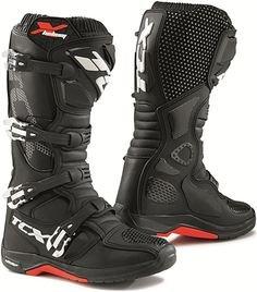 TCX Comp Evo Michelin MXEnduro Boots Black Mens 9EU43 9EU43