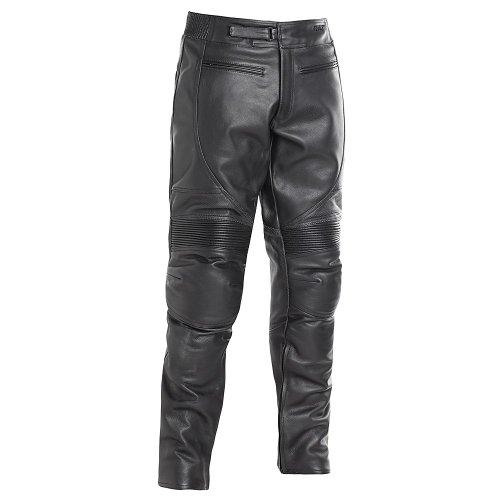 BILT Spirit Leather Motorcycle Pants - 36 Black
