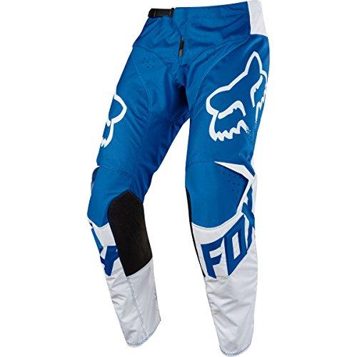 Fox Racing 180 Race Mens Off-Road Motorcycle Pants - Blue  34