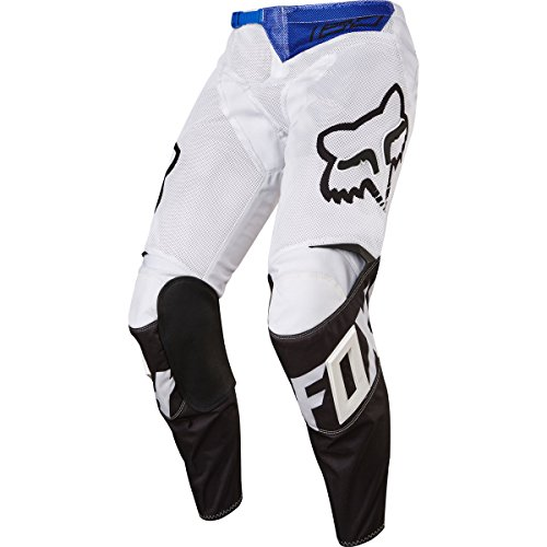 Fox Racing 2017 180 Race Airline Mens Off-Road Motorcycle Pants - White  Size 32